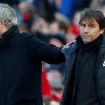 Mourinho giảng hoà với Conte trước chung kết Cup FA