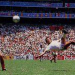 Cựu danh thủ Mexico giành giải Bàn thắng vĩ đại nhất World Cup