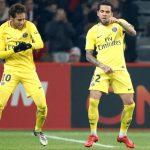 Neymar đá phạt thành bàn, PSG đại thắng cựu vương Ligue I