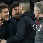 Simeone bị cấm chỉ đạo trận chung kết Europa League