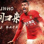 Barca đẩy Paulinho trở lại Trung Quốc