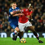 Pogba vươn lên nhóm dẫn đầu danh sách kiến tạo ở Ngoại hạng Anh