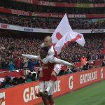 Arsenal chiến thắng trong trận cầu toả sáng của Welbeck