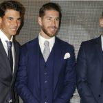 Huyền thoại đua xe và quần vợt sốc khi Zidane rời Real Madrid