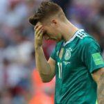 Đức lần đầu bị loại ở vòng bảng World Cup sau 80 năm