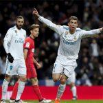 Ronaldo lập hat-trick, Real đại thắng trước ngày gặp PSG