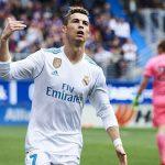 Ronaldo lập cú đúp, Real rút ngắn khoảng cách với Atletico và Barca