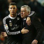 Ancelotti khuyên Ronaldo đến Juventus