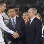 Real Madrid chưa chịu tăng lương cho Ronaldo vì 'hết tiền'