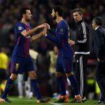 Barca trả giá cho trận thắng Chelsea bằng chấn thương của Busquets