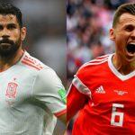 Tây Ban Nha chưa từng thắng chủ nhà World Cup