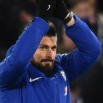 Giroud đã từ chối ba đội bóng để gia nhập Chelsea
