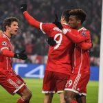 Bayern đại thắng Besiktas nhờ 'pháo hai nòng' Muller – Lewandowski