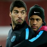 Neymar muốn PSG thay thế Cavani bằng Suarez