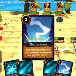 TEARS RAIN: Goddess's plan - game nhập vai kết hợp thẻ bài với đồ họa chibi hút mắt