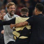 Klopp: 'Liverpool may mắn với thứ bóng đá điên rồ'
