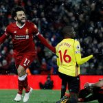 Salah ghi bốn bàn, Liverpool 'thổi lửa vào gáy' Man Utd