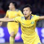 Tuyển thủ U23 lập công, SLNA hạ đội bóng của Miura