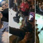 Chủ tịch Roma bị phạt vì nhảy vào đài phun nước mừng loại Barca