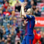 Iniesta chuẩn bị chia tay Barca, sang Trung Quốc thi đấu