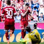 Bayern đè bẹp đội bóng của HLV sắp kế nhiệm Heynckes