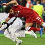 Hiệp hội võ Judo xác nhận Ramos dùng đòn khóa tay với Salah