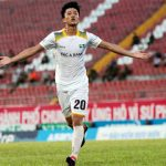 Văn Đức ghi bàn, SLNA thắng trận thứ sáu liên tiếp tại V-League