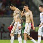 CĐV Trung Quốc tranh cãi về lệnh cấm tuyển thủ khoe hình xăm