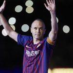 Tuần cuối cùng của Iniesta tại Barca