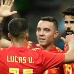 Tây Ban Nha thắng nhọc trận giao hữu cuối cùng trước World Cup