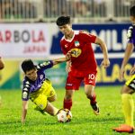 Quang Hải và Công Phượng ghi bàn, HAGL hòa Hà Nội ở Cup Quốc gia