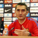 HLV Barca lo lịch đấu gây bất lợi trước đại chiến với Atletico