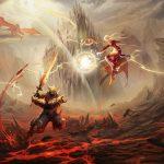 Vương Thần Mobile - cuộc chiến tranh đấu giữa Thần Ma đã mở đăng ký