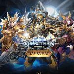Vương Thần Mobile - game nhập vai chuẩn phong cách châu Âu sắp được SohaGame phát hành