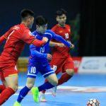 Cầu thủ futsal Việt Nam được yêu cầu 'chết cho tổ quốc' ở giải châu Á