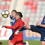 Tuyển nữ Việt Nam thua đậm Nhật Bản ở giải châu Á