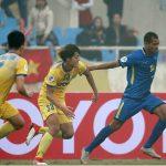 Tiến Dũng bắt chính, Thanh Hoá ra quân thắng lợi ở AFC Cup
