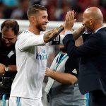 Sergio Ramos dự đoán vụ ra đi của Zidane trước ba tháng