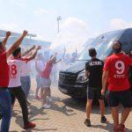 CĐV Thổ Nhĩ Kỳ phát cuồng khi chào đón Nasri