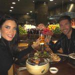 Ramos và bạn gái đi chơi London sau lễ trao giải The Best