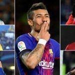 10 ngôi sao tấn công thua Paulinho về số bàn ở giải VĐQG mùa này