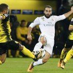 Real không mua cầu thủ dù Carvajal nghỉ dài hạn