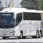 Sợ rắc rối, Real không dùng xe buýt của đội đến Catalonia