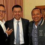 Cố vấn của Neymar dự đoán Barca sắp tới hồi suy tàn