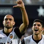 Zaza tiến sát kỷ lục ghi bàn tồn tại 73 năm của Valencia