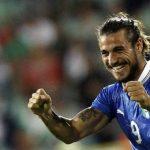Cựu tuyển thủ Italy giải nghệ, vì thích thịt nướng và bia hơn bóng đá