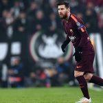 Messi được người hâm mộ Juventus chào đón