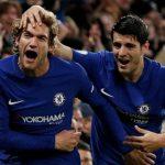Morata trở lại và ghi bàn, Chelsea 'nhận quà' từ Brighton