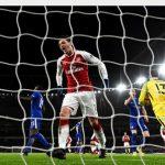Arsenal và Chelsea níu chân nhau trong trận cầu hoang phí ở Ngoại hạng Anh