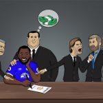 Conte trách Abramovich chậm chân, để Man Utd cuỗm mất Lukaku
